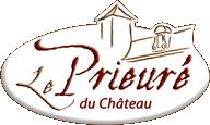 Logo Le Prieuré Biron