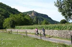 Biking en Dordogne